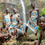 FEMALE BANDS IN AFRICA